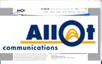 Allot - Company Web Promotion Example