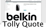 Belkin - Web Page - Tolly Quote